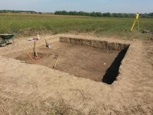 Arheološki radovi na lokalitetu Kremenjača u Gorjanima