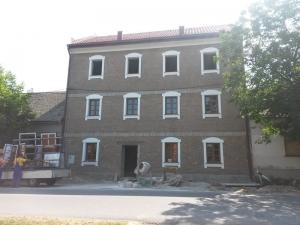 Rekonstrukcija zgrade mlina u kulturno-turistički centar
